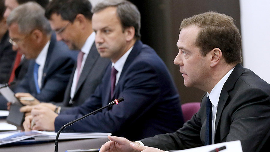Arkady Dvorkovich at a meeting of the Presidium of the Council under the President of Russia on Economic Modernization and Innovative Development of Russia spoke about the new technology competitions of the NTI.